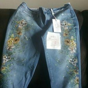 Jessica Simpson Kiss me Super Skinny Jeans size 29